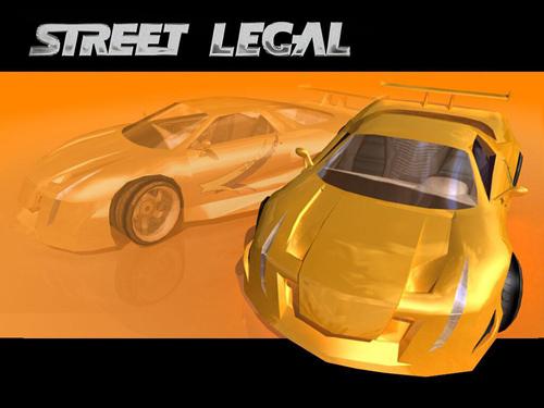 Сохранение для Street Legal