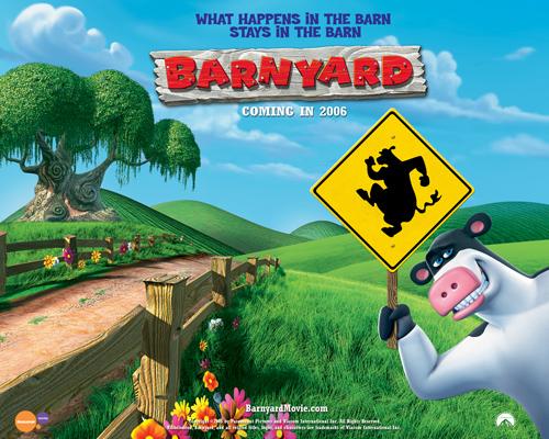 Сохранение для Barnyard