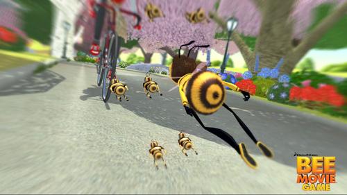 Сохранение для Bee Movie Game