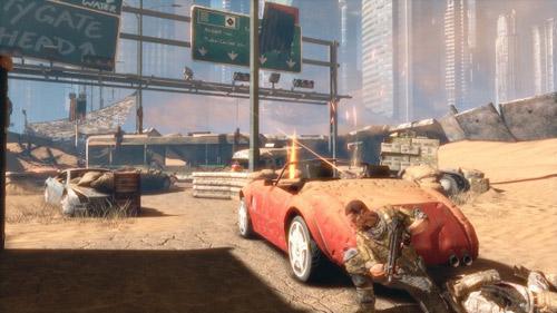 Рецензия на игру Spec Ops: The Line