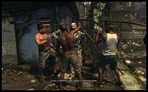 Рецензия на игру Max Payne 3