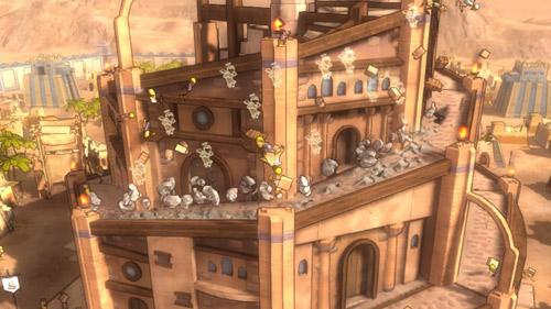 Рецензия на игру Babel Rising