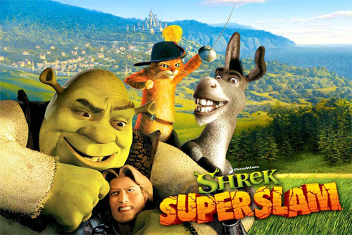 Сохранение для Shrek Superslam