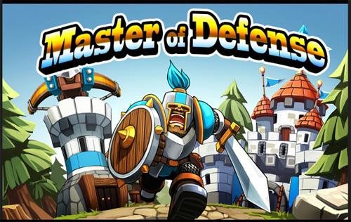 Сохранение для Master of Defense