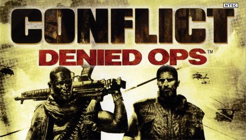 Сохранение для Conflict: Denied Ops