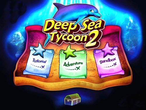 Сохранение для Deep Sea Tycoon 2