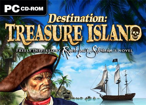 Сохранение для Destination: Treasure Island