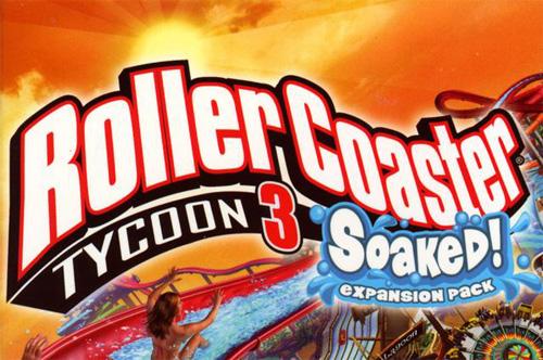 Сохранение для RollerCoaster Tycoon 3