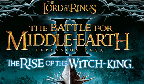 Сохранение для Lord of the Rings: The Battle for Middle-earth 2