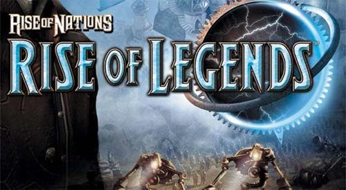 Сохранение для Rise of Nations: Rise of Legends