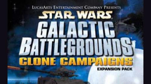 Сохранение для Star Wars: Galactic Battlegrounds: Clone campaigns