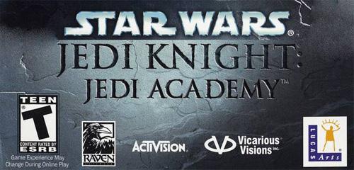 Сохранение для Star Wars: Jedi Knight 3: Jedi Academy
