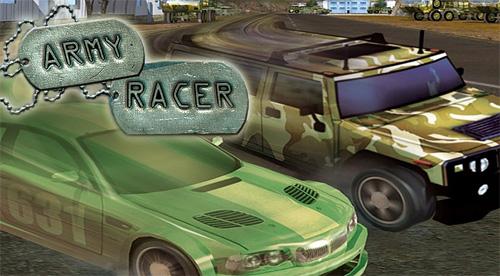 Сохранение для Army Racer