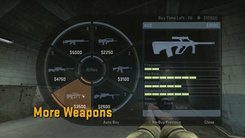Рецензия на игру Counter-Strike: Global Offensive