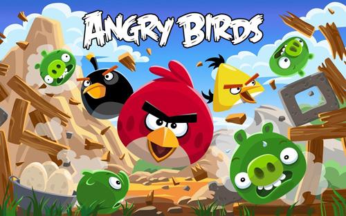 Сохранение для Angry Birds