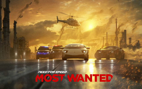 Сохранение для NFS Most Wanted (2012)
