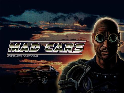 Сохранение для Mad Cars