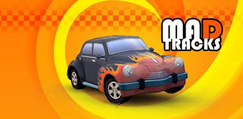 Сохранение для Mad Tracks: Заводные гонки