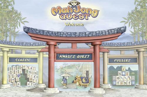 Сохранение для MahJong Quest