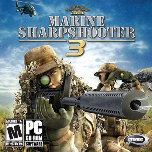 Сохранение для Marine SharpShooter 3