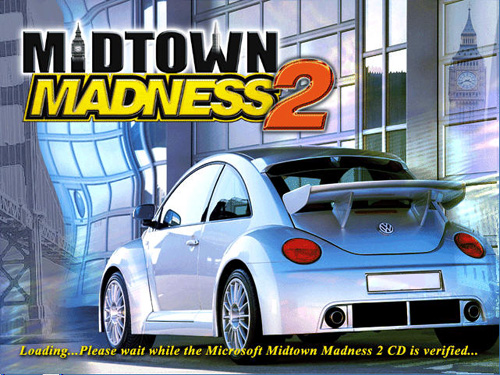Сохранение для Midtown Madness 2