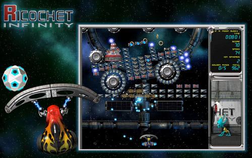 Сохранение для Ricochet Infinity