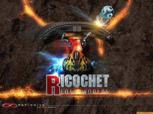 Сохранение для Ricochet: Lost Worlds