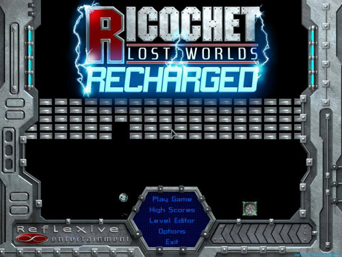 Сохранение для Ricochet: Lost Worlds Recharged