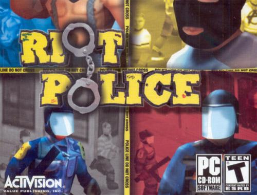 Сохранение для Riot Police