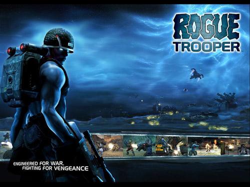 Сохранение для Rogue Trooper