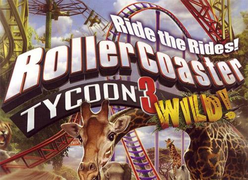Сохранение для Rollercoaster Tycoon 3: Wild!