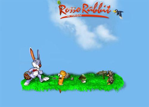 Сохранение для Rosso Rabbit in Trouble