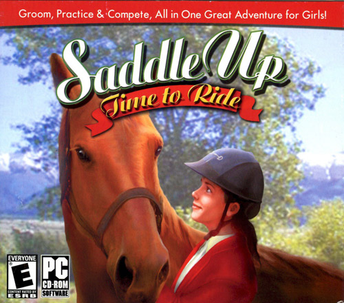 Сохранение для Saddle Up Time to Ride!