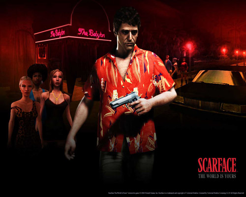 Коды для Scarface: The World is Yours