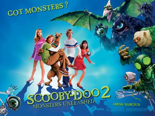 Сохранение для Scooby-Doo 2: Monsters Unleashed
