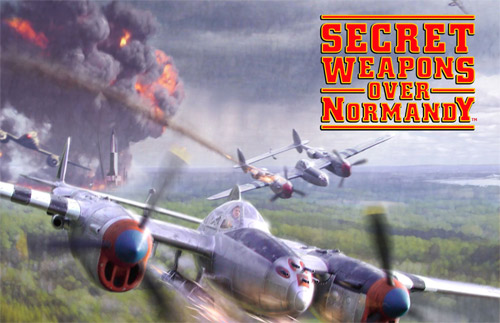 Сохранение для Secret Weapons Over Normandy