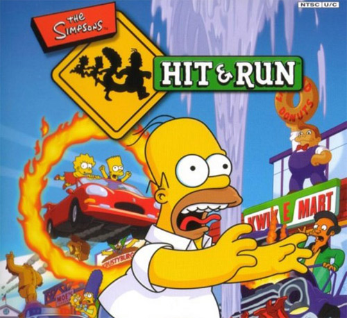 Сохранение для The Simpsons: Hit & Run