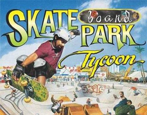 Сохранение для Skateboard Park Tycoon 2004