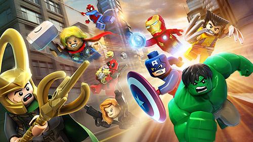 Трейнеры для LEGO Marvel Super Heroes