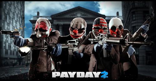 Сохранение для Payday 2