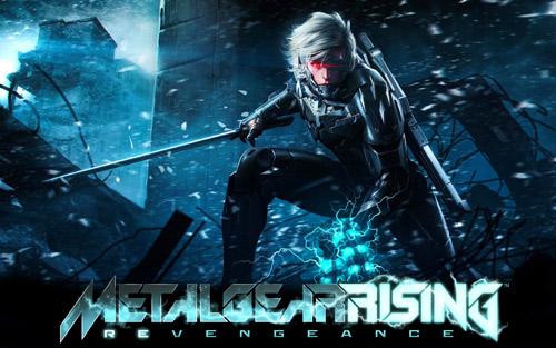 Сохранение для Metal Gear Rising: Revengeance
