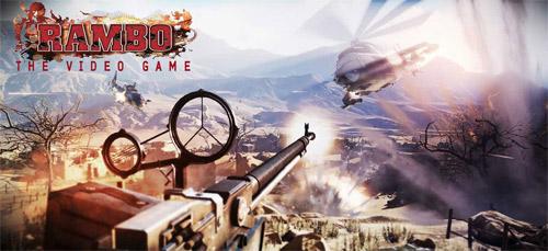 Сохранение для Rambo: The Video Game