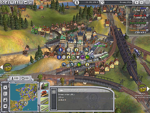 Рецензия на Sid Meier's Railroads!