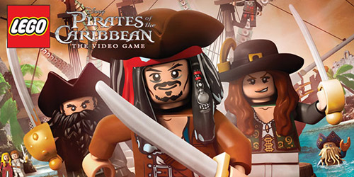 Трейнеры для LEGO Pirates of the Carribean