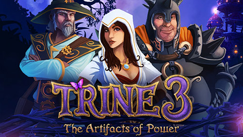 Трейнеры для Trine 3: The Artifacts of Power
