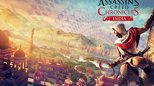 Сохранение для Assassin's Creed Chronicles: India