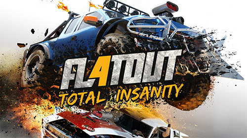 Трейнеры для FlatOut 4: Total Insanity