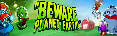 Сохранение для Beware Planet Earth