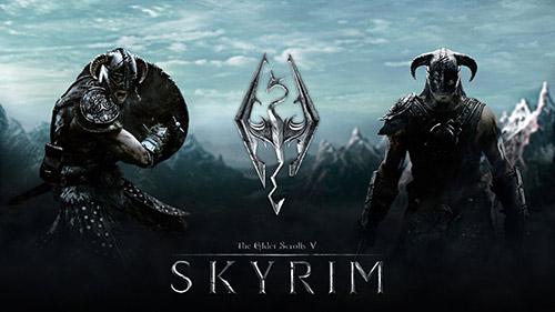 Dragonborn для skyrim