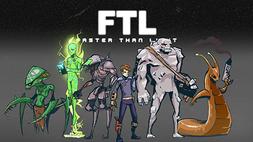 Сохранение для FTL - Faster Than Light